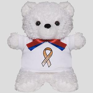 English Setter RibbonE Teddy Bear
