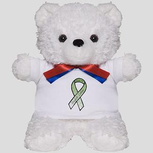 English Setter RibbonD Teddy Bear