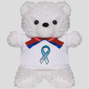 English Setter RibbonB Teddy Bear
