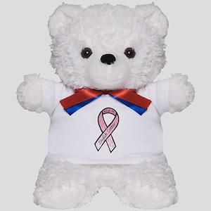 English Setter RibbonA Teddy Bear