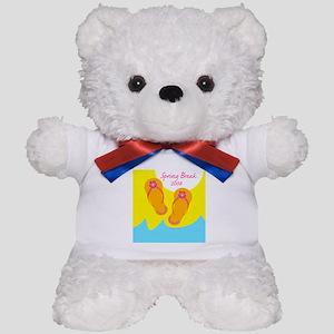 Spring Break 2008 Teddy Bear