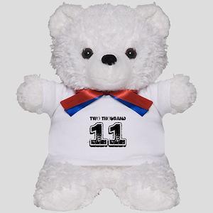 2011 Teddy Bear