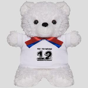 2012 Teddy Bear