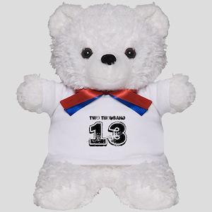 2013 Teddy Bear