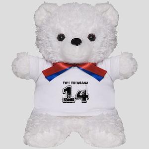 2014 Teddy Bear