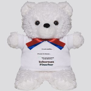 Dobie Life Teddy Bear