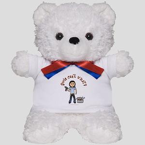 Light Do-It-Yourself Teddy Bear