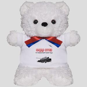 A-10 Warthog Teddy Bear