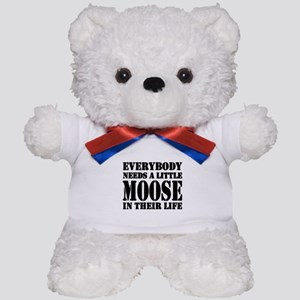 Get a Little Moose Teddy Bear