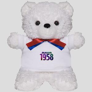 Classic 1958 Teddy Bear