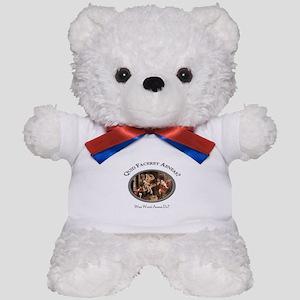 What Would Aeneas Do? Teddy Bear