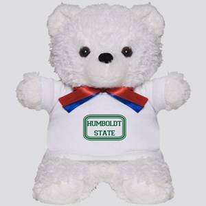 Humboldt State Rect Teddy Bear