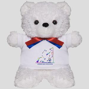 Three Day Eventing Teddy Bear