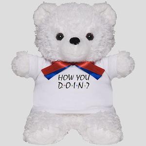 Friends TV Show Teddy Bear