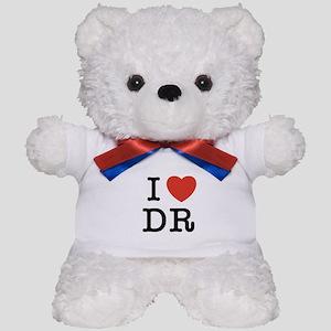 I Heart DR Teddy Bear