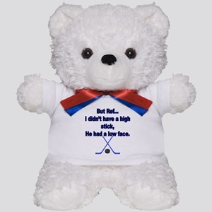 But Ref... Teddy Bear