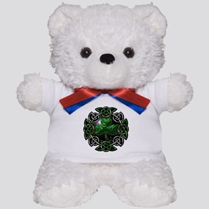 St. Patrick's Day Celtic Knot Teddy Bear
