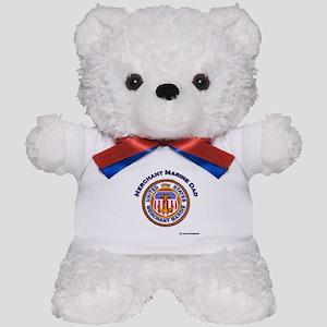 Merchant Marine Dad Teddy Bear