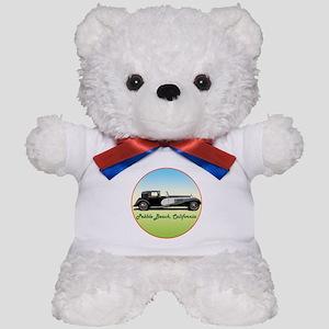 The Pebble Beach Teddy Bear