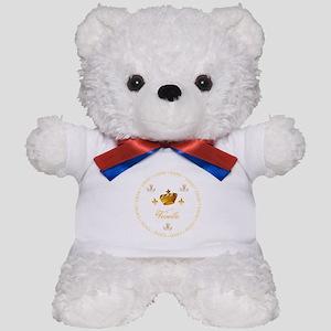 """""""Versailles-France 1"""" Teddy Bear"""