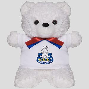 31st Infantry Regiment Teddy Bear