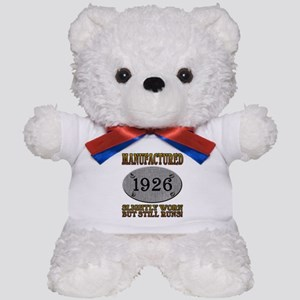 Manufactured 1926 Teddy Bear