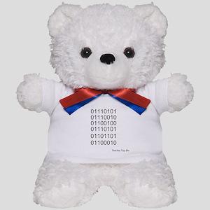 Binary Teddy Bear