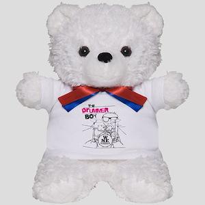 Drummer Boy Teddy Bear