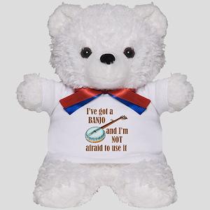 I've Got a Banjo Teddy Bear