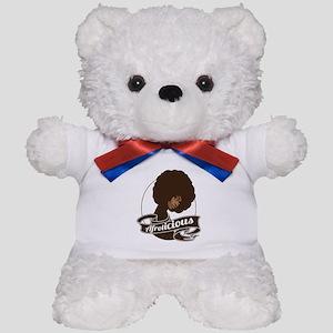 Afrolicious Teddy Bear