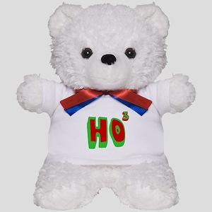 Ho3 (Ho, Ho, Ho) Teddy Bear