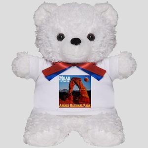 arches_np_eclipse2 Teddy Bear