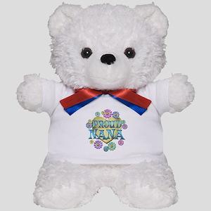 Proud Nana Teddy Bear