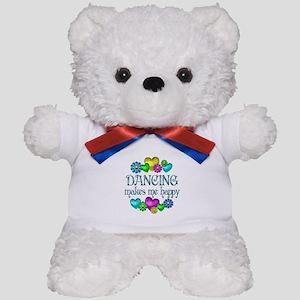 Dancing Happiness Teddy Bear