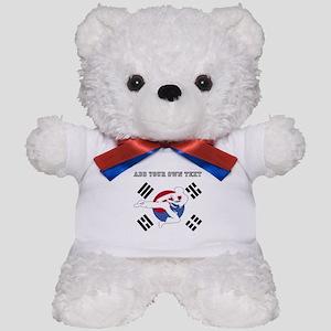 Taekwondo Childs Teddy Bear