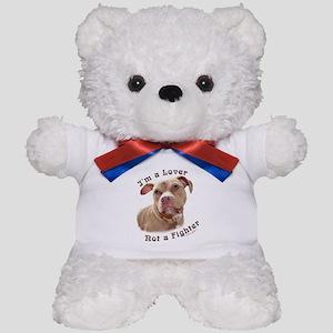 I'm a Lover Teddy Bear