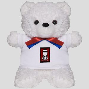 Goth Girl Teddy Bear