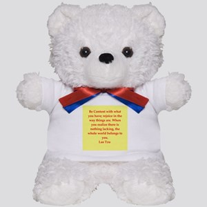Lao Tzu Teddy Bear