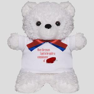 Ralphie Soap Connoisseur Teddy Bear