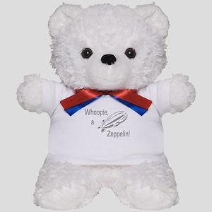 Randy Whoopie a Zeppelin Teddy Bear
