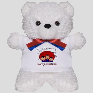 Fa Ra Ra Ra Ra Teddy Bear