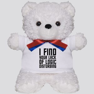 Logic Teddy Bear