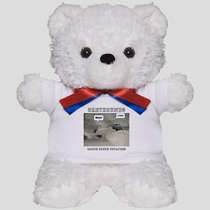 I IZ Comfy! Teddy Bear