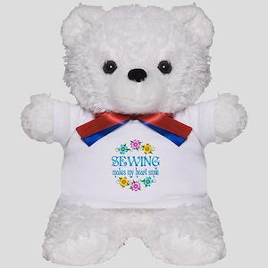 Sewing Smiles Teddy Bear