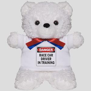 Race Driver Teddy Bear