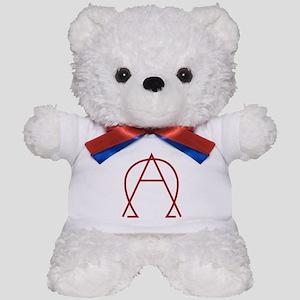 Alpha Omega - Dexter Teddy Bear