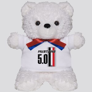Mustang 5.0 BWR Teddy Bear