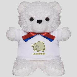 Baaaa Means Nooo! Teddy Bear