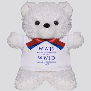 What Would... Teddy Bear