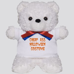 Tiny Cheap Ass Halloween Costume Teddy Bear